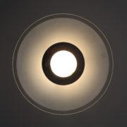 1078-Lustre moderniste Genet Michon cylindre trois disques (7)