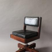 1557-Fauteuil bureau roulettes