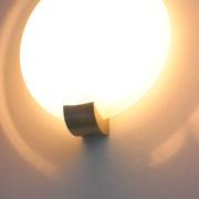 1579-Applique Perzel potence chrome disque strie 29 (5)