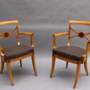 1584-12 chaises + 2 fauteuils Boiceau (44)