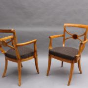 1584-12 chaises + 2 fauteuils Boiceau (45)