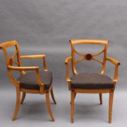 1584-12 chaises + 2 fauteuils Boiceau (46)