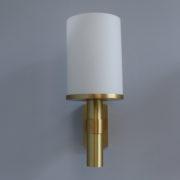 1421-7 Appliques Perzel cylindres potences dorees (2)