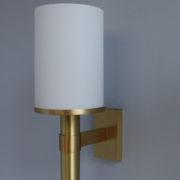 1421-7 Appliques Perzel cylindres potences dorees (3)