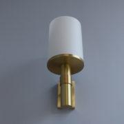 1421-7 Appliques Perzel cylindres potences dorees (7)