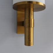 1572-4 appliques perzel cylindre potence doree platine mure plus grande (13)
