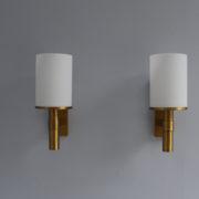 1572-4 appliques perzel cylindre potence doree platine mure plus grande (18)