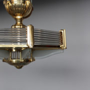 1448-Lustre Petitot octogonal dore (10)