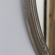 1667-Miroir rond rocaille 6