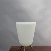 1590-Lampe Perzel vasque pieds tripode 1