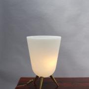 1590-Lampe Perzel vasque pieds tripode 4
