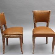 1650-Chaises cuir Tassin ceruse 12