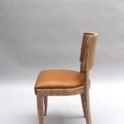 1650-Chaises cuir Tassin ceruse 16