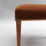 1652-Paire chaises Dominique W.H dossier bas 11