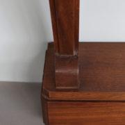 1469-Console plus profonde pieds beaux marbre (7)