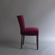 1005- 4 chaises Dudouyt violettes (3)