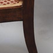 885- 8 chaises salle a manger Dominique