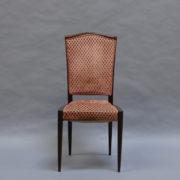 885- 8 chaises salle a manger Dominique (2)