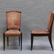 885- 8 chaises salle a manger Dominique (6)