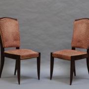 885- 8 chaises salle a manger Dominique (7)