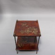 1730-Paire de bouts de canape laque (32)