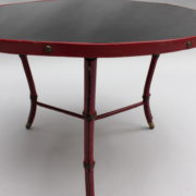 1733_Gueridon rond Adnet cuir sellier rouge00017