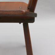 1737-6 chaises lamelle colle00014