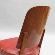 1747-6Chaises+2fauteuils SM Maxime Old cuir rouge 00020