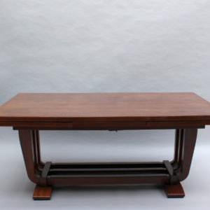 1748-Table SM Maxime Old cuir rouge 00001