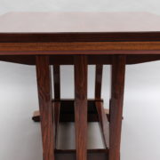 1748-Table SM Maxime Old cuir rouge 00008