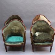 1726-4 fauteuils gondoles 192500001