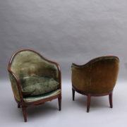 1726-4 fauteuils gondoles 192500005