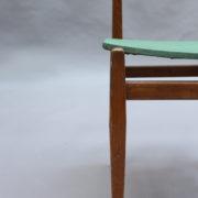 1824-4 chaises 50's vert d'eau (17)
