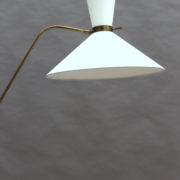 1845-Lampadaire Lunel diabolo jaune6