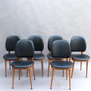 30- 1823 -6 chaises Baumann Guariche (3)