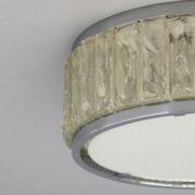 5-1804-Plafonnier Perzel collier de la reine 35 chrome 4
