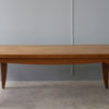 Fine French Art Deco Oak Table by Pierre Bloch and Charles Dudouyt