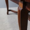 French Art Deco Mahogany Dining Table in the Manner of Arbus