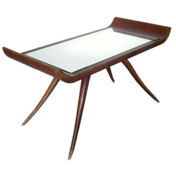 A Fine French Art Deco Coffee Table