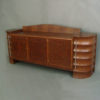 French Art Deco Sideboard by Rene Prou