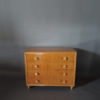 Fine French Art Deco Satinwood Chest of Drawers