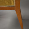 A Set of 10 Fine French Art Deco Chairs by Lucien Rollin (8 Side and 2 arm)