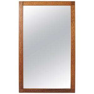 1- miroir fleuri