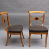 A Set of 14 Fine French Art Deco Chairs by Ernest Boiceau (12 side and 2 arm)