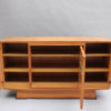 Fine French Art Deco Cherry Buffet by Maxime Old