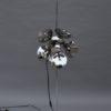 Fine French 1970s Adjustable Chrome Floor Lamp