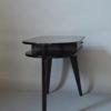 A Fine French Mid-Century Ebonized Oak Desk