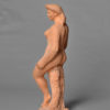 A Fine French Terracotta Sculpture by Lapeyriere