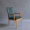 Set of 4 French 1950s Armchairs