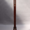 Fine 1900s Mahogany, Marquetry and Metal Coat Rack